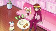 Rosa looking Ninja Chiari and Ruby