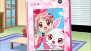 (Pink's cameo in Magical Change)