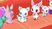 Larima, Luna, Ruby & Labra