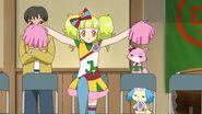 Looks like Aoi is a kung-fu warrior, too!