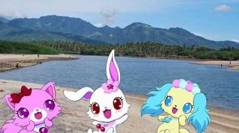 Jewelpet Magical Change Excitement Antenna (Ruka Rie Miki from AIKATSU☆STARS!)