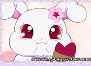 Jewelpet Attack Chance! Fat Ruby