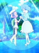 Miya and Human Larima
