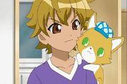 Akira and friend