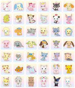 All 42 Jewelpets