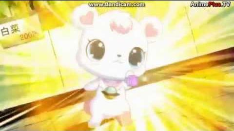 Jewelpet Magical Change - Labra's Transformation