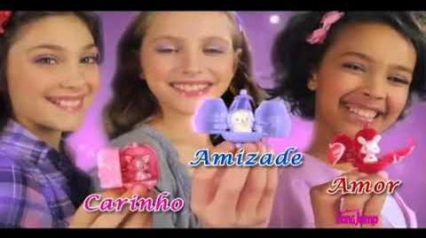 JewelPet Brazilian toy commercial (2011)