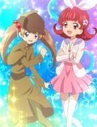 Human Ruby and Detective Airi