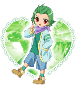 Chara img green