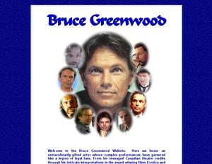 Brucegreenwoodcom