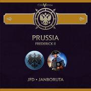 Prussia (Frederick II)