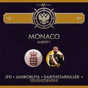 Monaco (Albert I)