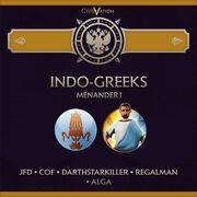 Indo-Greeks (Menander)