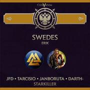 Swedes (Erik)