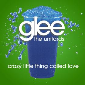 Crazy little thing called love slushie