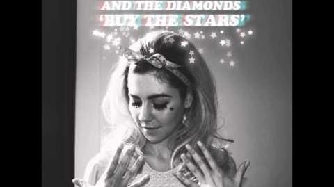 "♡ ""BUY THE STARS"" ♡ MARINA AND THE DIAMONDS"