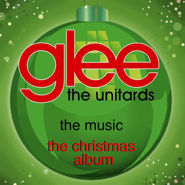 glee the music the unitards the christmas album