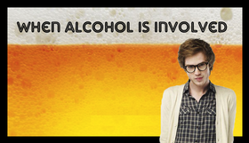 When alcohol is involved banner pic