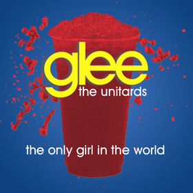 The only girl in the world slushie