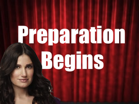 Preparatio begins banner