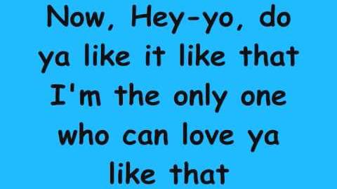 Guy Sebastian- Like it Like That (Lyrics)
