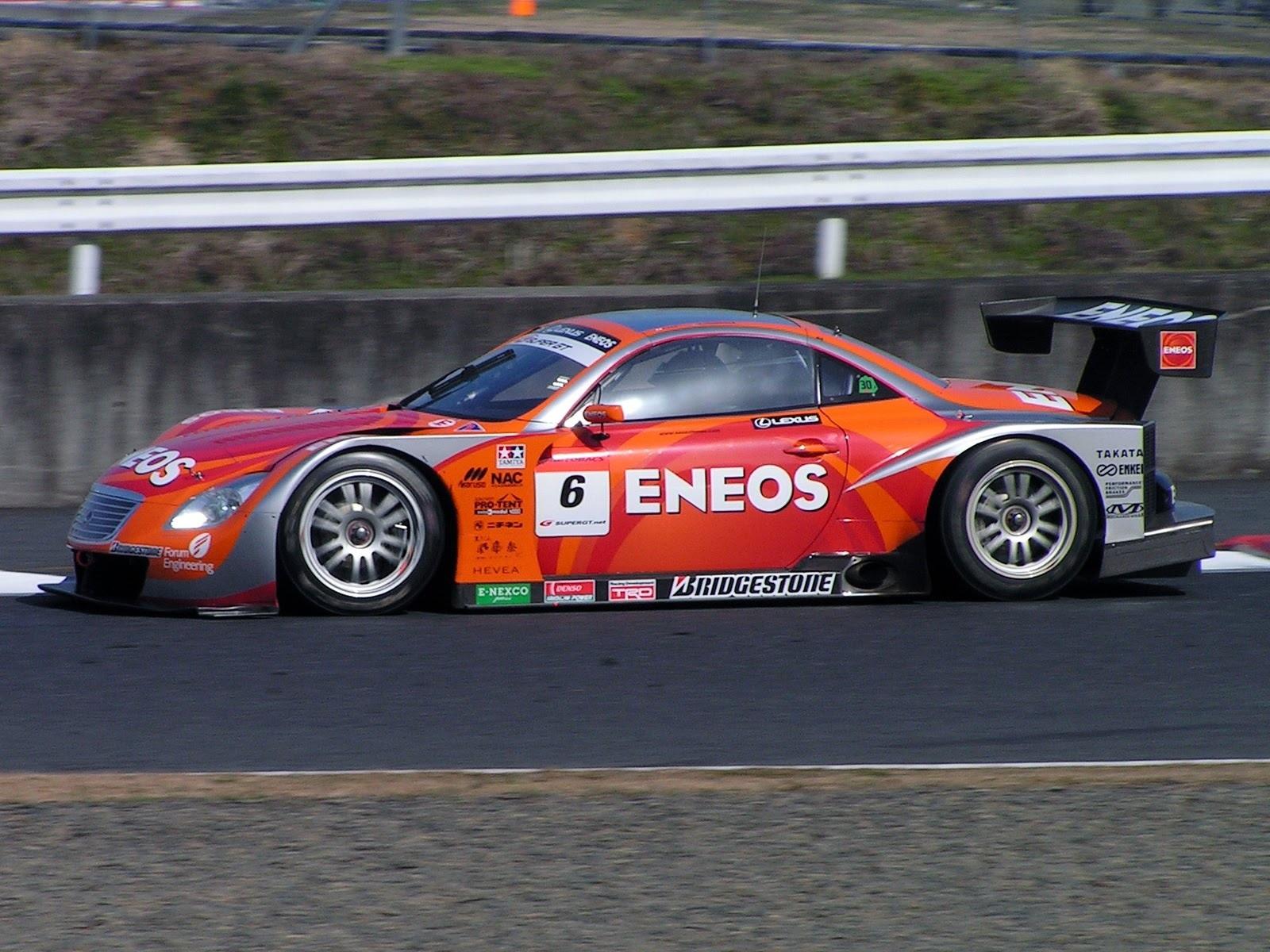 Team LeMans (Lexus SC430) | Super GT-Pedia | FANDOM powered by Wikia
