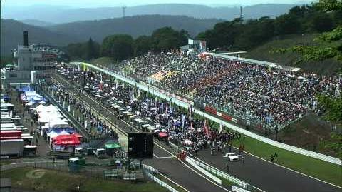 SUPER GT 2013 Promotional video English