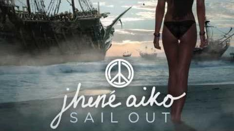 The Vapors - Jhene Aiko Feat. Vince Staples - Sail Out EP