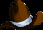 Platform Racing 3 - Cowboy Hat