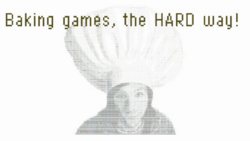 Baking Games the Hard Way Title Card