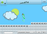Platform Racing 2 - The Islands in the Sky