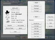 Platform Racing 2 - Admin Tools