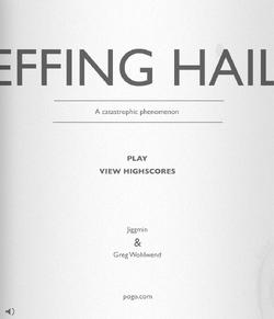Effing Hail