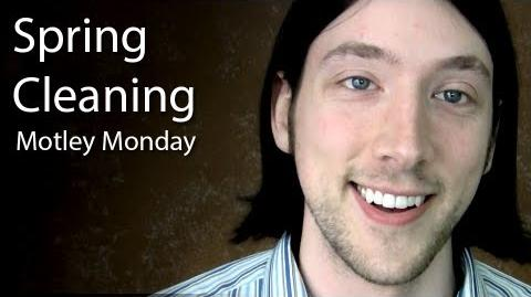 Motley Monday 13 - Spring Cleaning