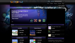 Sparkworkz - Homepage 2010