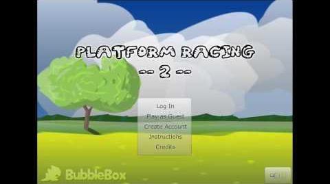 Platform Racing 2 - We are Loud