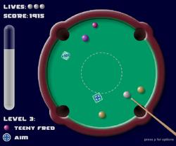 Uber Pool Gameplay