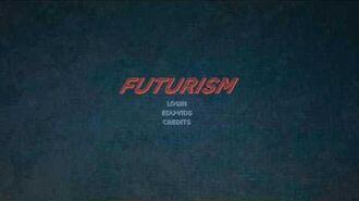 Futurism - Menu Theme