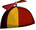 Platform Racing 3 - Propeller Hat