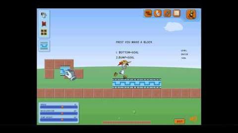 Platform racing 3- Edit while playing