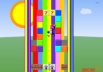Platform Racing 3 - The Top of the Rainbow