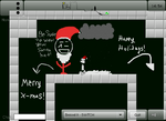Platform Racing 2 - skillz' merry christmas
