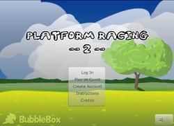 Platform Racing 2 (BubbleBox)