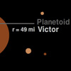 Effing Meteors - Creator of Worlds Badge