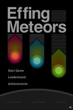 Effing Meteors