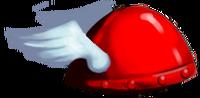 Platform Racing 3 - Winged Helmet