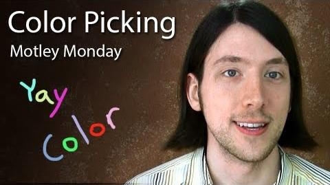 Motley Monday 12 - Color Picking