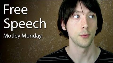 Motley Monday 21 - Free Speech