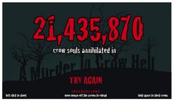 Murder in Crowland -beta UI-