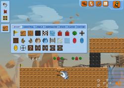 Platform Racing 3 Level Editor